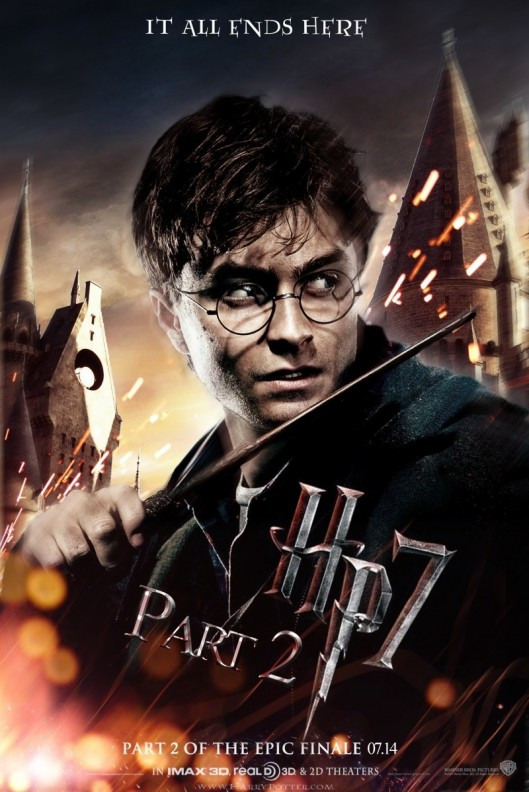 Movie Review Harry Potter And The Deathly Hallows Part 2 Pg 13 Chesapeake Family
