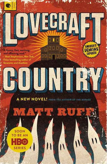 Lovecraft Country Book